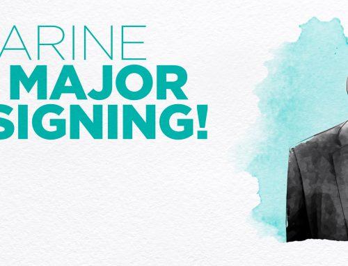 EC3 Marine new signing!